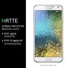 ฟิล์มกันรอย Samsung Galaxy E7 แบบด้าน