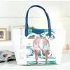 กระเป๋า Axixi กระเป๋าสไตล์ญี่ปุ่น และสไตล์เกาหลี สีขาว Elegant ร้าน Asia Street Fashion