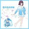 Preorder เสื้อฮู๊ดดี้ Hatsune Miku Snow