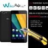 """ฟิล์มกระจกนิรภัย-กันรอย Wiko Pulp FAB 4G (5.5"""" นิ้ว) (แบบพิเศษ) 9H Tempered Glass ขอบมน 2.5D"""