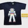 T-Shirt เสื้อยืดเด็ก เสื้อยืดกันดั้ม Mobie Suit Gundam (Zaku II) สุดเท่ห์ สีกรม จากร้าน GUNZU เสื้อยืดเด็ก!! Asia Street Fashion