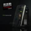เคส HTC Butterfly 2 เคสนิ่ม Super Slim TPU บางพิเศษ พร้อมจุด Pixel ขนาดเล็กด้านในเคสป้องกันเคสติดกับตัวเครื่อง สีดำใส