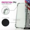 เคส iPhone 7 และ 8 เคสนิ่ม TPU แบบหนา (Protection TPU) เสริมมุมลดแรงกระแทก สีดำใส