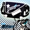 Preorder กระเป๋า Messenger Black rock shooter