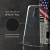 เคส Oppo R7 Plus l เคสนิ่ม Super Slim TPU บางพิเศษ พร้อมจุด Pixel ขนาดเล็กด้านในเคสป้องกันเคสติดกับตัวเครื่อง สีใส