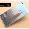 เคส Huawei P8 Lite เคสนิ่ม SILICONE ใสพิมพ์ลายแบบที่ 6