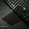 เคส Meizu MX5 เคสนิ่ม Super Slim TPU บางพิเศษ พร้อมจุด Pixel ขนาดเล็กด้านในเคสป้องกันเคสติดกับตัวเครื่อง สีดำใส