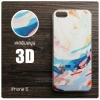 เคส iPhone 5 / 5s / SE เคสแข็งพิมพ์ลายนูน สามมิติ 3D แบบ 11