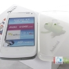 มือถือ smart phone K1 3G Dual core ใส่ได้ 2 sim 3.5 นิ้ว กล้องหน้า-หลัง แถม SD 8 GB ส่งฟรี