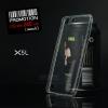 เคส Vivo X5   X5L เคสนิ่ม Super Slim TPU บางพิเศษ พร้อมจุด Pixel ขนาดเล็กด้านในเคสป้องกันเคสติดกับตัวเครื่อง สีใส