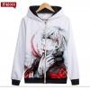 Preorder เสื้อกันหนาวฮู้ดมีซิป Tokyo Ghoul ver 10