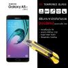 ฟิล์มกระจกนิรภัย-กันรอย Samsung Galaxy A5 (2016) (แบบพิเศษ) 9H Tempered Glass ขอบมน 2.5D