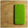 """เคส iPhone 6 / 6s (4.7"""" นิ้ว) เคสแข็งพื้นหญ้าปลอม"""