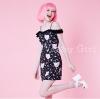 QP trickily kitten dress