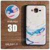 เคส Samsung Galaxy J7 เคสนิ่ม สกรีนลาย 3D คุณภาพ พรีเมียม ลายที่ 1