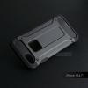 เคสสำหรับ iPhone 7 เคสบั๊มเปอร์ (เสริมขอบกันกระแทก) สีดำ Hybrid Protection