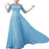 Women Bridesmaid Ball Prom Gown Formal Maxi Ladies Dresses