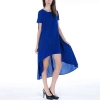 Women Chiffon Women - Dresses Asymmetrical hem Long Tops Casual Party BeachWomen - Dresseses