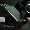 เคส iPhone 6 / 6s l เคสฝาหลัง + Bumper (แบบเงา) ขอบกันกระแทก สีสเปซเกรย์ (แบบเงา CHECKED PATTERN)