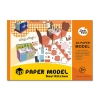 3D-PAPER MODEL - Soul Kitchen โมเดลกระดาษ 3 มิติ