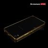เคส Lenovo A7000 / A7000+ / K3NOTE ขอบกันกระแทก Bumper (สีทอง / ขลิบทอง)