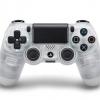 จอย PS4: Dual Shock 4 Crystal Controller (Warranty 3 Month)