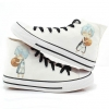 Preorder รองเท้าผ้าใบ Kuroko 02