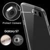 เคส Samsung Galaxy S7 เคสนิ่ม Slim TPU (ครอบคลุมส่วนกล้องยิ่งขึ้น+จุด Pixel ป้องกันเคสติดเครื่อง)