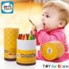 สีเทียนแบบล้างออกง่าย 24 สี Joan Miro Washable Crayon - 24 colors