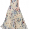 Casual Chiffon Dress (Khaki)