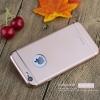 เคส iPhone 6 / 6S เคส iPaky เคสแข็งความยืดหยุ่นสูง (Hybrid Case) แบบ 3 ส่วน สีโรสโกลด์