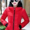 เสื้อกันหนาว พร้อมส่ง สีแดง ผ้าร่ม กันลมหนาวได้ดีเลยค่ะ อุ่นมากๆ แบบซิบรูด มีฮูทสุดเท่ห์ งานสวยเหมือนแบบแน่นอนค่ะ ฮูทสามารถถอดออกได้ค่ะ แขนยาว จั้มปลายแขนและชายเสื้อด้วยสีดำเก๋ กระเป๋าสองข้างใช้งานได้
