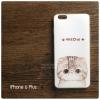 เคส iPhone 6 Plus เคสนิ่ม TPU พิมพ์ลาย ลายแมว 1