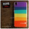 เคส HTC Desire 820s (820) เคสแข็งพิมพ์ลาย N