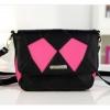 กระเป๋า Axixi กระเป๋าสไตล์ญี่ปุ่น และสไตล์เกาหลี สีเชอร์รี่โรส ร้าน Asia Street Fashion