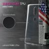 เคส Lenovo PHAB 2 Plus เคสนิ่ม Super Slim TPU บางพิเศษ พร้อมจุด Pixel ขนาดเล็กด้านในเคสป้องกันเคสติดกับตัวเครื่อง สีใส