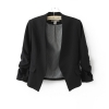 Fashion Slim Candy Color Blazer