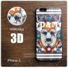 เคส iPhone 6 / 6S เคสนิ่ม สกรีนลาย 3D คุณภาพ พรีเมียม ลายที่ 2