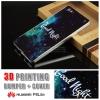 เคส Huawei P8 Lite Bumper + Cover พิมพ์นูน สามมิติ (แบบสไลด์) ลาย H