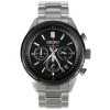 Seiko Mens Bracelet Watch Chronograph SSB063P1