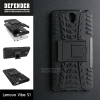 เคส Lenovo Vibe S1 เคสบั๊มเปอร์ กันกระแทก Defender (พร้อมขาตั้ง) สีดำ