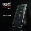 เคส Lenovo S860 | เคสนิ่ม Super Slim TPU บางพิเศษ พร้อมจุด Pixel ขนาดเล็กด้านในเคสป้องกันเคสติดกับตัวเครื่อง สีใส