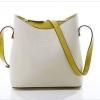 กระเป๋า Axixi กระเป๋าสไตล์ญี่ปุ่น และสไตล์เกาหลี มี 4 โทนสีให้เลือก สีดำโมเดิร์น-สีขาวElegant-ขาวงาช้าง-สีไพลินจะออกโทนน้ำเงิน