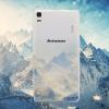 เคส Lenovo A7000 / A7000+ / K3NOTE เคสนิ่ม SILICONE ใสพิมพ์ลายแบบที่ 4 (พร้อมฟิล์มกันรอย)
