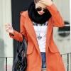 เสื้อโค้ท เสื้อกันหนาว พร้อมส่ง สีส้ม ตัวยาวคลุมสะโพก มีฮูทเท่ห์สุดๆ งานเหมือนแบบแน่นอนค่ะ ด้านหลังเย็บตัดแต่งเหมือนกระโปรงน่ารัก กระเป๋า 2 ข้างใช้งานได้ เสื้อตัวนี้หน้าหนาวปีนี้พลาดไม่ได้เลยค่ะ