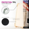 เคส iPhone 7 และ 8 เคสนิ่ม TPU แบบหนา (Protection TPU) เสริมมุมลดแรงกระแทก สีทองใส