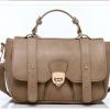 กระเป๋า Axixi กระเป๋าสไตล์ย้อนยุคคลาสสิค สวยเรียบหรู โทนสีมูสแอปริคอท