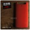 เคส OPPO N1 MINI Hard Case เคสแข็ง สีแดง