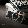 เคส iPhone 6 / 6s | เคส TPU พิมพ์ลาย แบบที่ 2 กล้อง