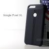 เคส Google Pixel XL เคสนิ่ม TPU ลายหนัง สีดำ